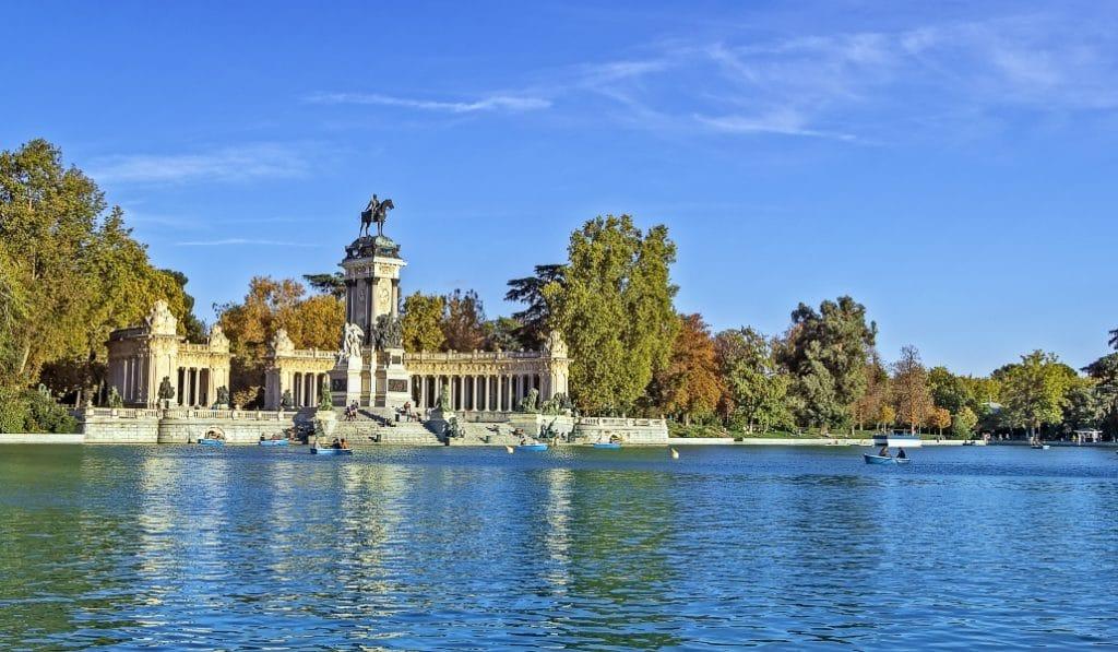 Los parques de Madrid no abrirán este fin de semana