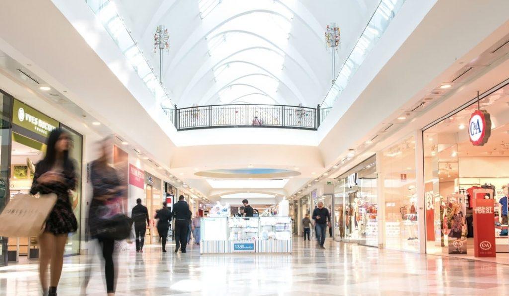 Los centros comerciales se preparan para su próxima reapertura