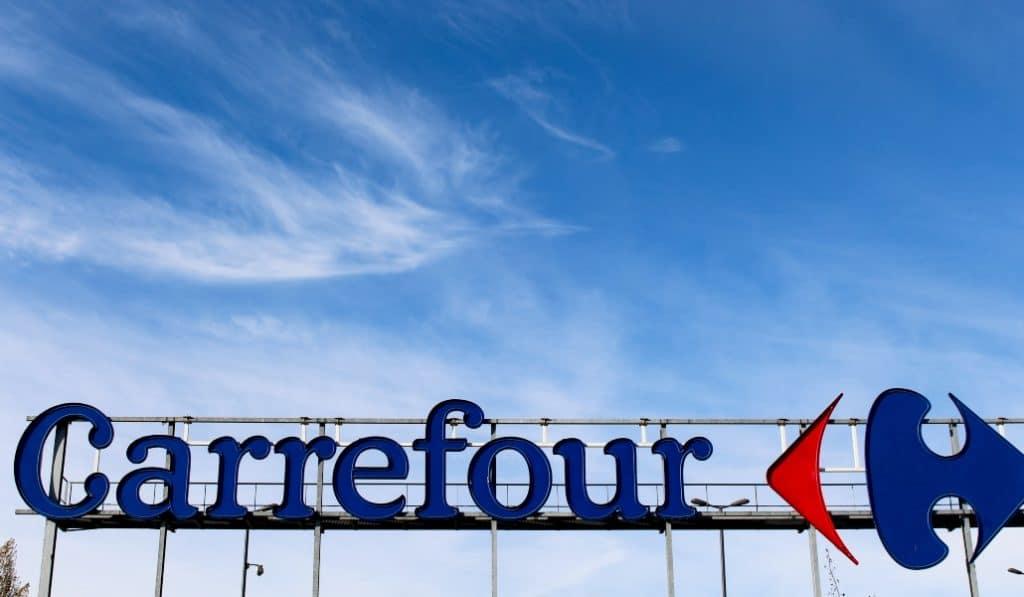 Carrefour ahora vende mascarillas