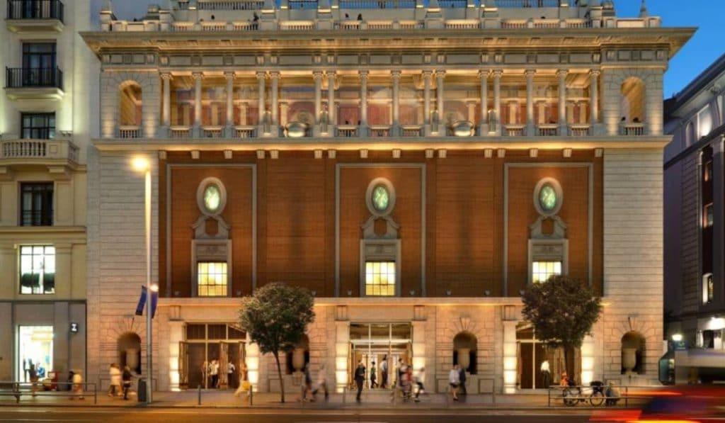 El Palacio de la Música abrirá sus puertas tras doce años cerrado