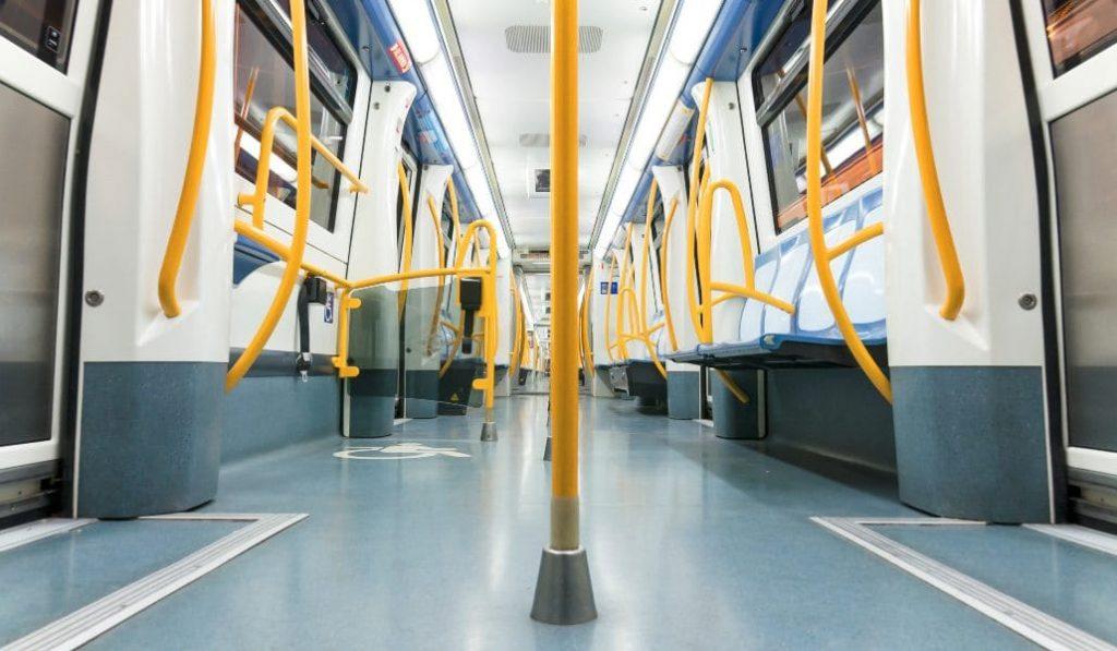 El transporte público de Madrid solo admitirá al 30% de sus viajeros habituales