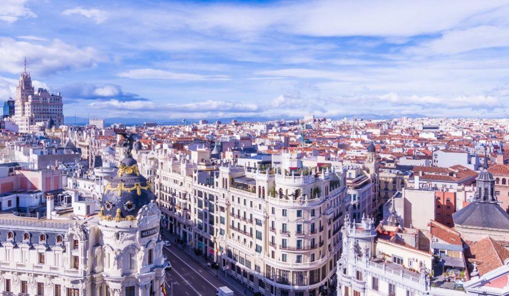 Madrid registra el nivel más bajo de dióxido de nitrógeno en diez años