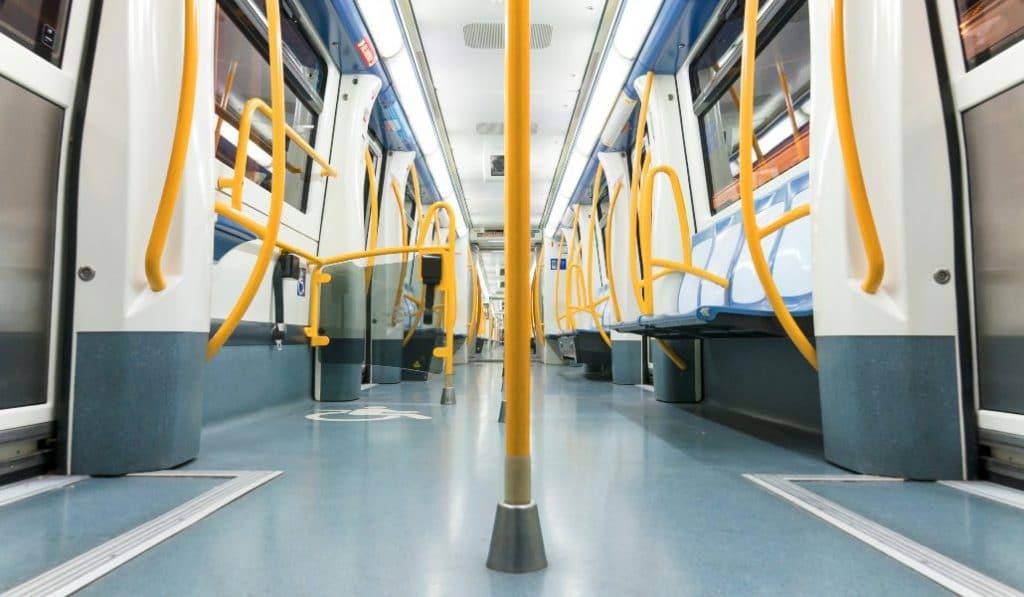 Un maquinista del metro de Madrid manda un mensaje emotivo y esperanzador