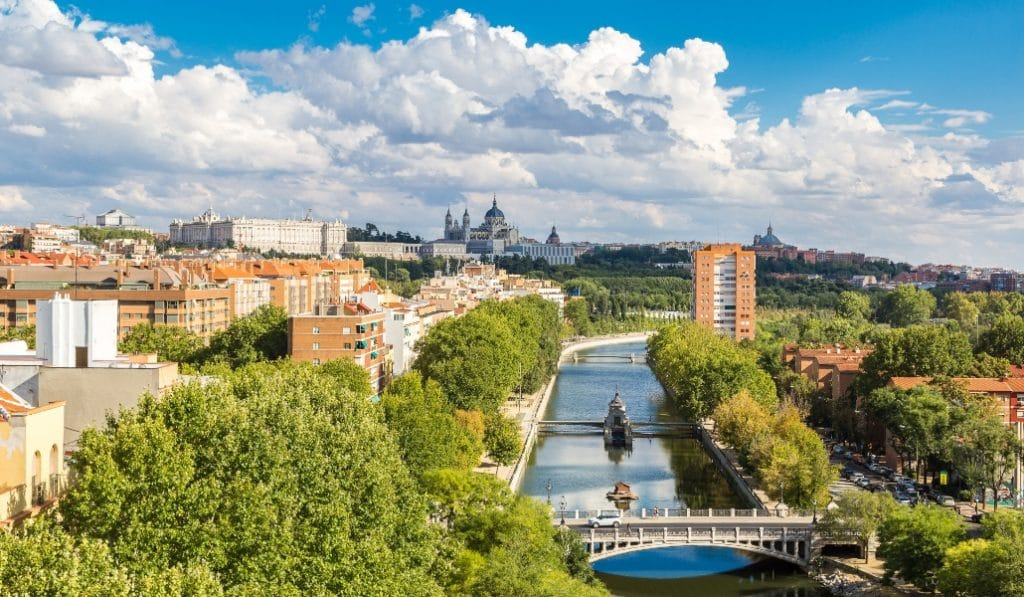 El consumo de agua se reduce un 9% en la Comunidad de Madrid