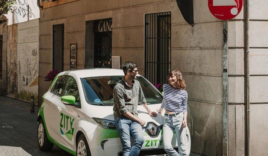 Las empresas de 'carsharing' vuelven a Madrid… y el uso de mascarilla es obligatorio