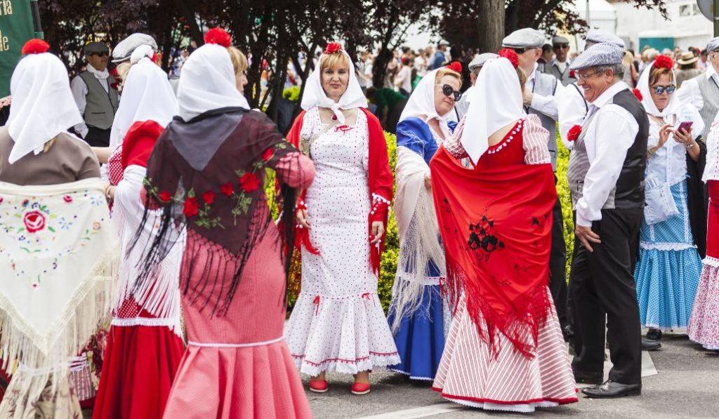San Isidro se celebra este año en una pradera virtual con música y chotis
