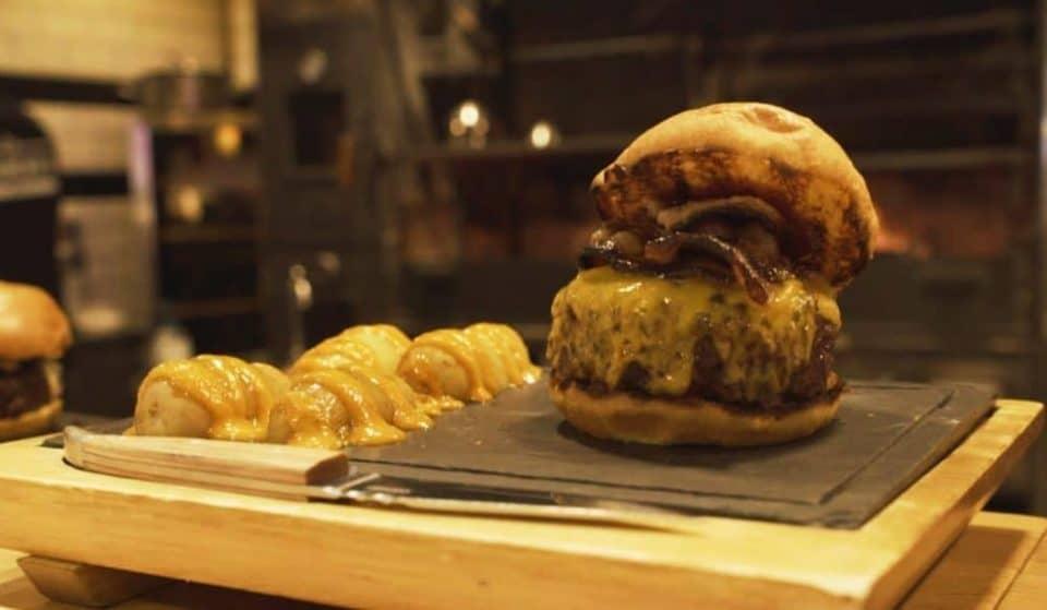La mejor hamburguesa de España se reparte a domicilio en Madrid