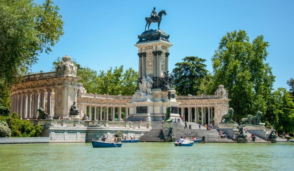 ¿Cuándo volverán a abrir los parques de Madrid?
