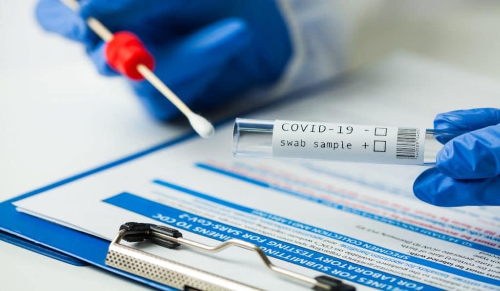 Traducción jurada de prueba PCR de COVID-19