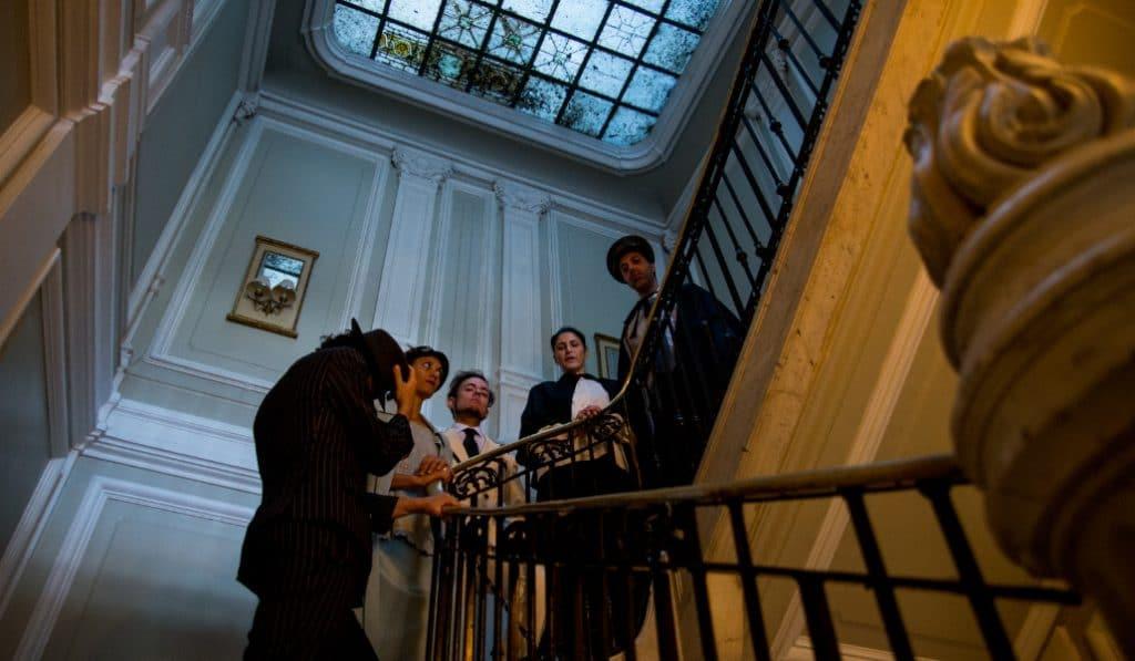 Murder Mystery, el juego inmersivo de misterio que triunfa en Madrid
