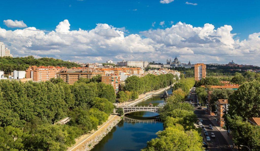 Un camino de madera conectará Madrid Río con el Parque del Manzanares