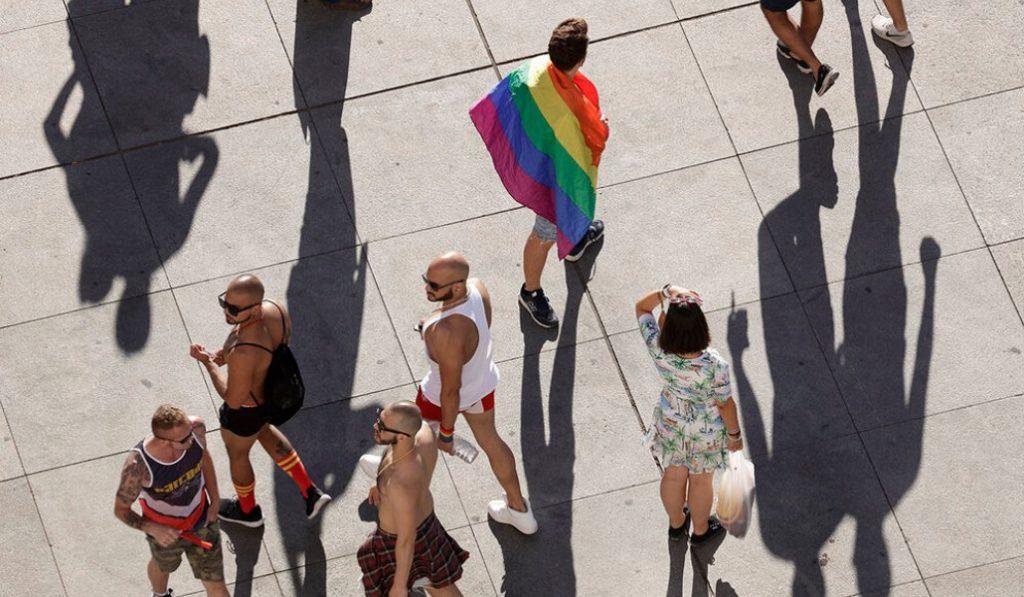 Una imagen, mil palabras: Orgullo en Madrid