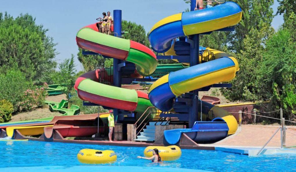 El parque acuático Aquópolis abre el 1 de julio