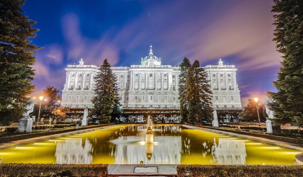 El Palacio Real acoge conciertos en sus jardines durante este verano