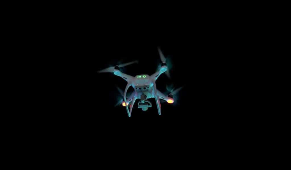 Este viernes hay un espectáculo lumínico con drones que homenajea a víctimas y sanitarios