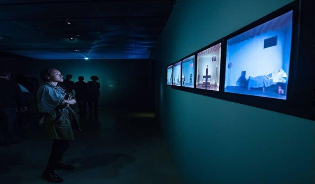 El espacio Fundación Telefónica reabre sus puertas con tres exposiciones: Bill Viola, Gila y la Historia de las Telecomunicaciones.