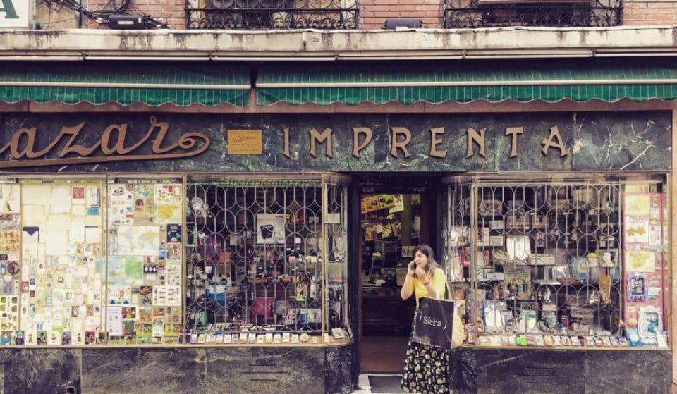 Cierra Salazar, la papelería más antigua de Madrid