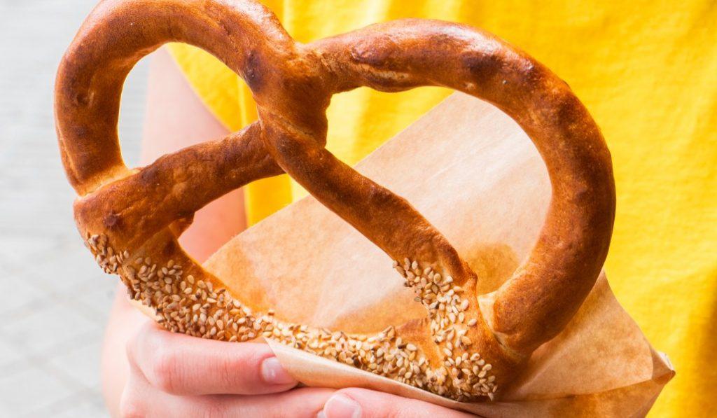 Artesainna: bienvenido al primer puesto de pretzels artesanos de Madrid