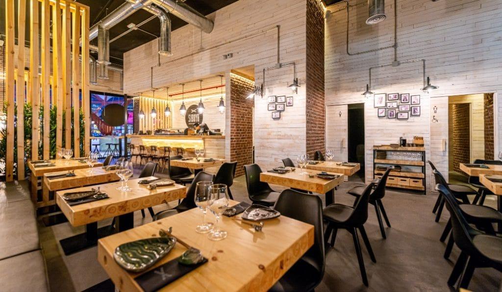 Sibuya Urban Sushi Bar: el mejor sushi para la vuelta a la normalidad en Madrid