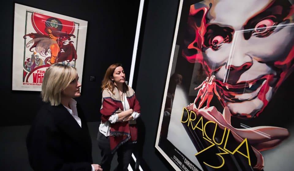 CaixaForum reabre su tenebrosa exposición de vampiros en Madrid