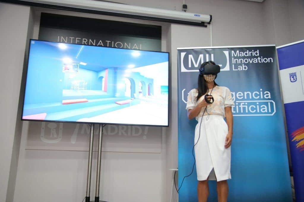 El primer centro de Inteligencia Artificial de España abrirá en Chamberí