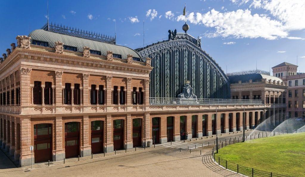 La estación de Atocha tendrá cámaras para controlar la temperatura