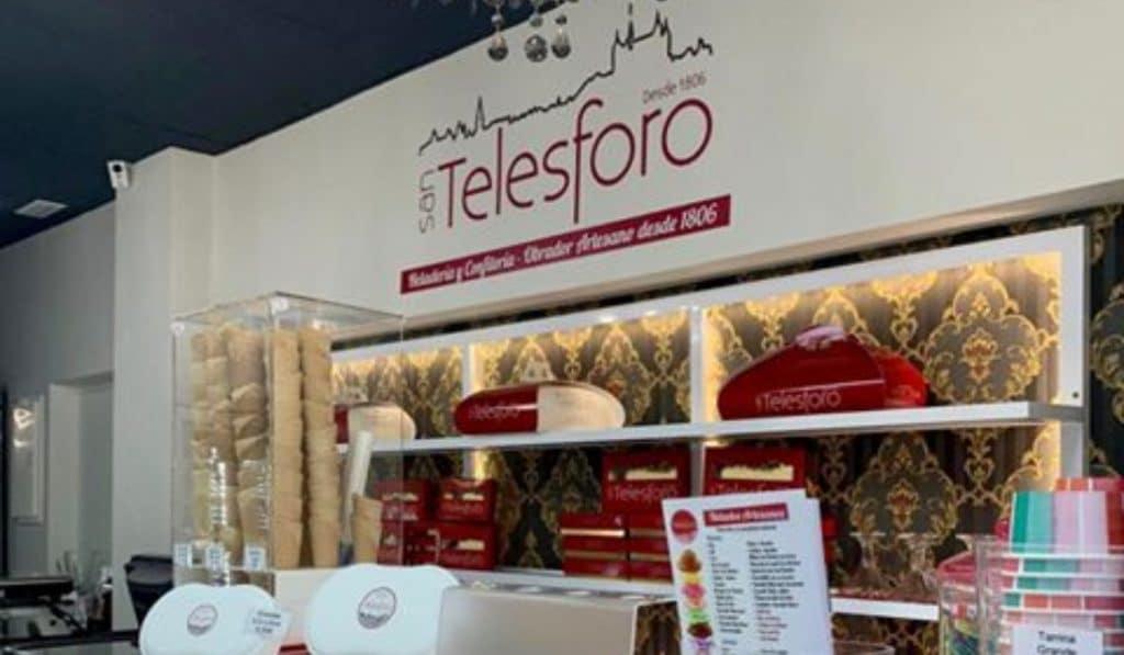 El obrador más antiguo de España abre una heladería en Madrid