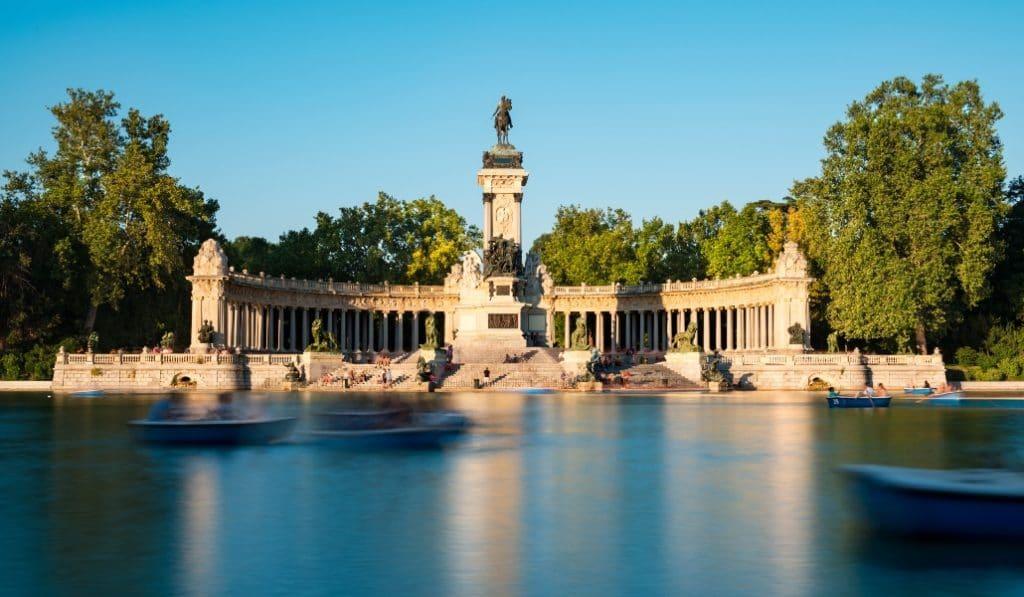 Llega a Madrid la primera ola de calor del verano