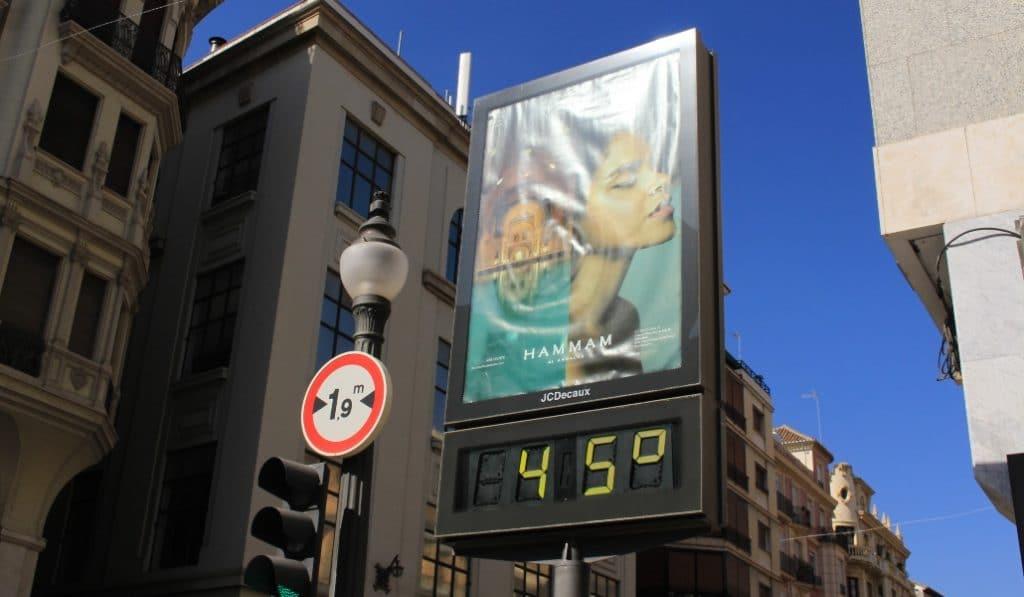 Madrid podría llegar a los 40ºC en los próximos días