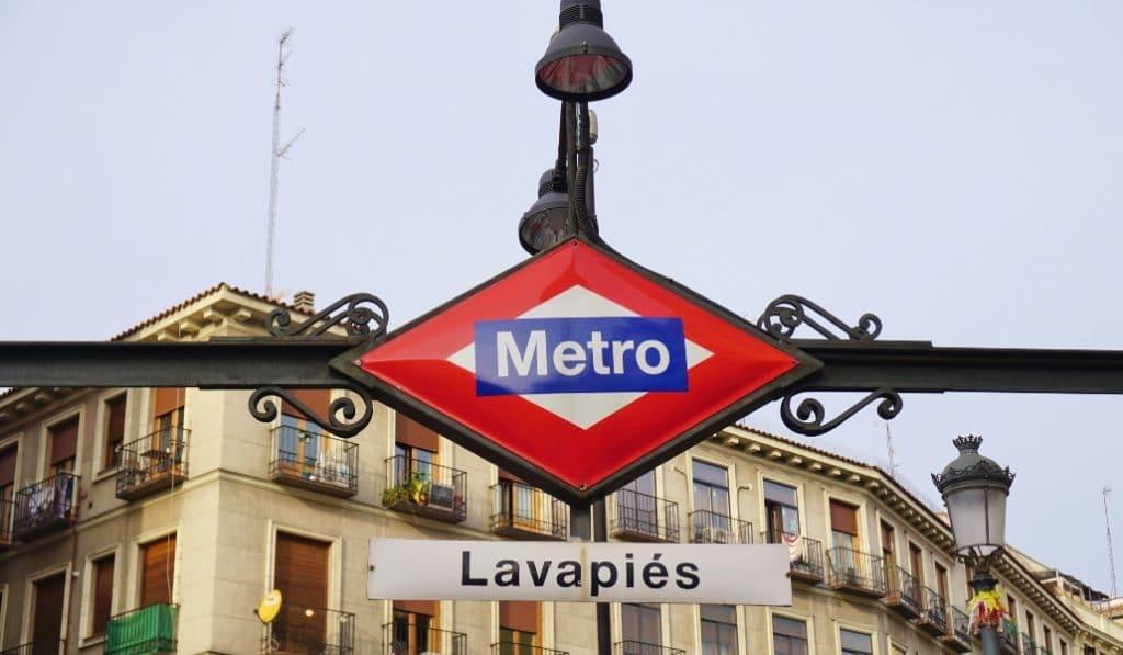 KFC propone renombrar Lavapiés como Lavamanos