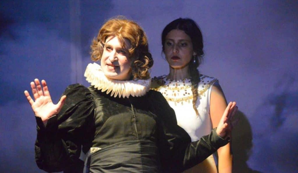 Madrid Río estrena un teatro efímero al aire libre que durará 59 días