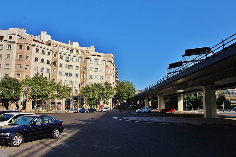 La calle Velázquez será de doble sentido debido a las obras de Joaquín Costa