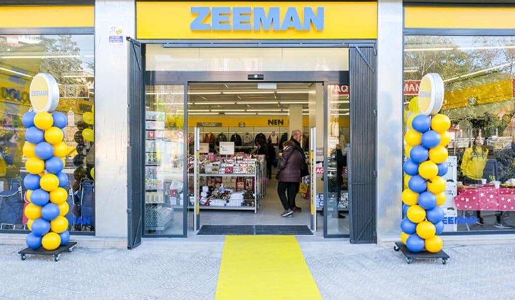 Zeeman, el Primark holandés, llega a Madrid con dos tiendas