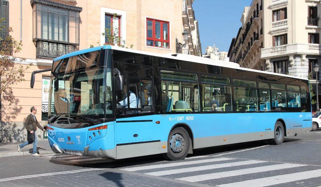 Un nueva línea de autobús ecológico y circular recorrerá el centro desde septiembre