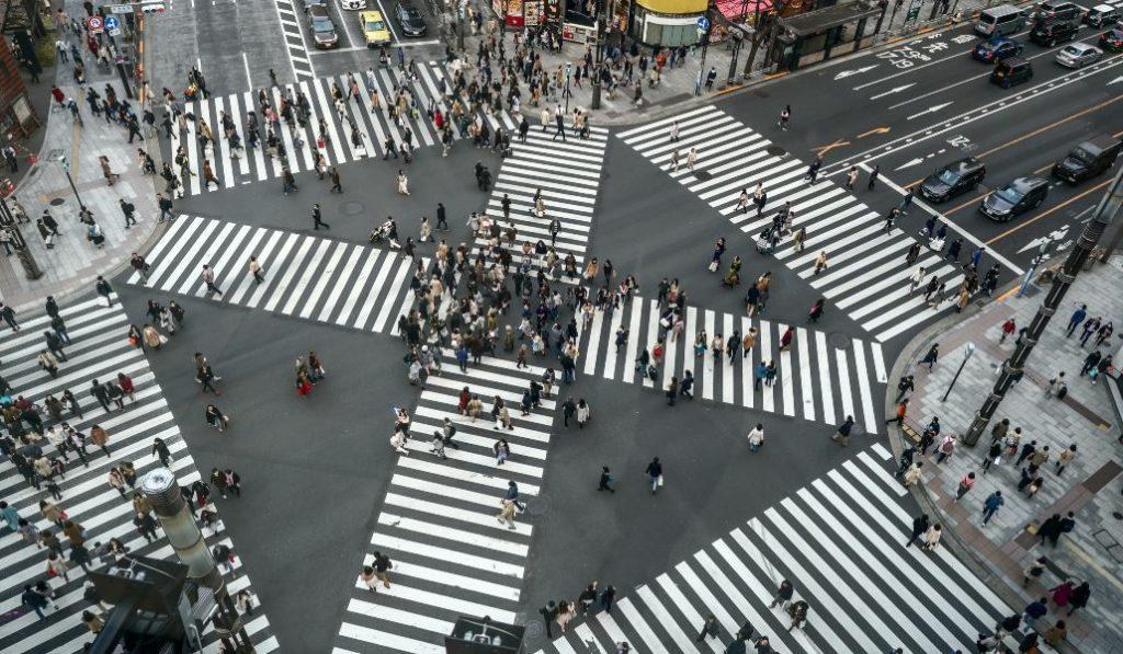 Plaza de España no tendrá el paso de cebra diagonal inspirado en Japón