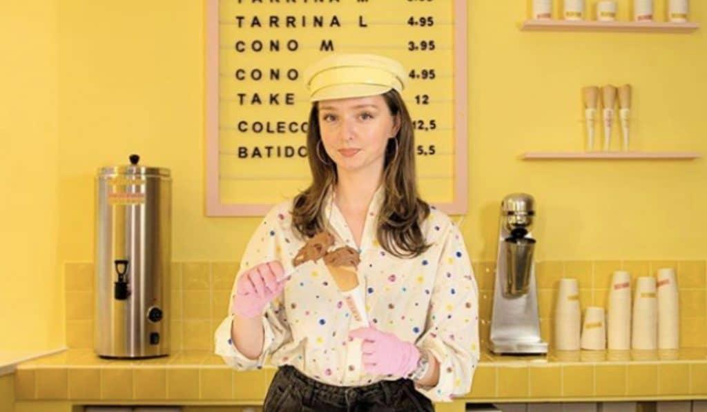 El mejor sabor de helado del mundo acaba de llegar a Malasaña