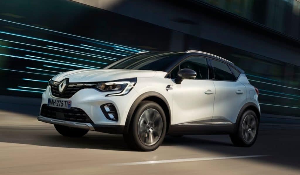 Prueba el nuevo Renault Captur Híbrido enchufable con invitación para ver 'SuperAgente Makey' en el Autocine