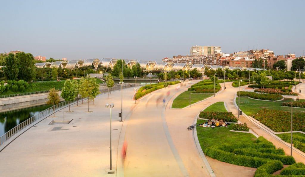 Madrid tendrá zonas de estudio y trabajo con wifi en parques y jardines