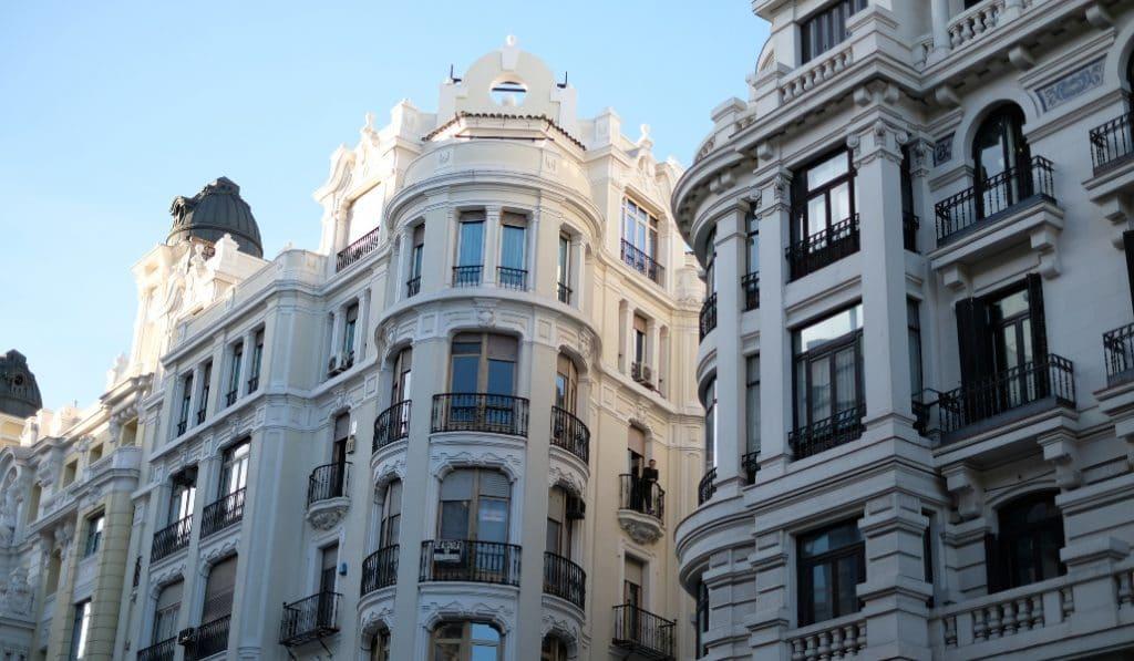 El precio del alquiler cae en Madrid