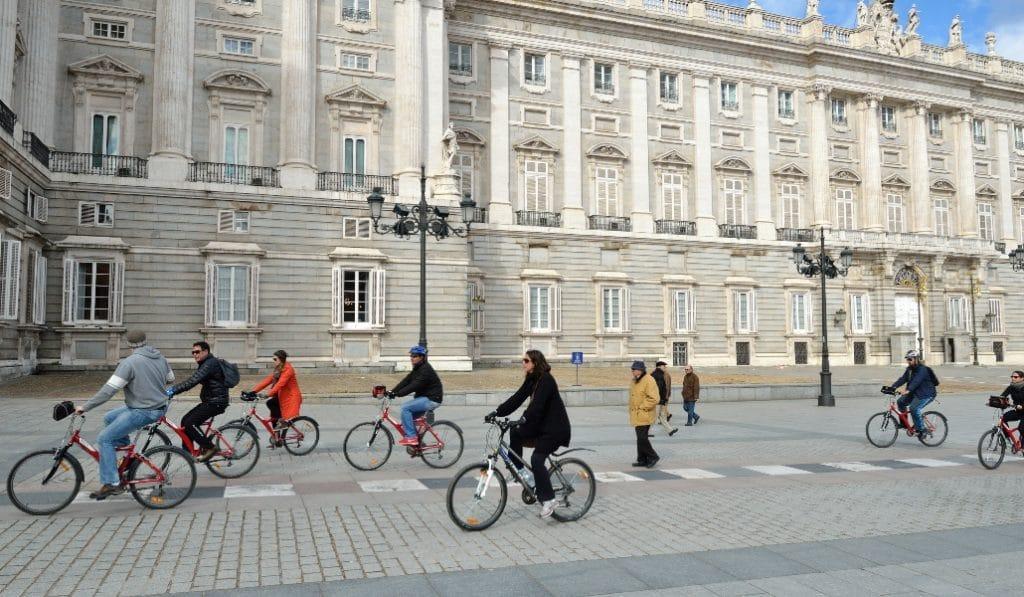 Madrid, la peor ciudad de España para moverse en bicicleta