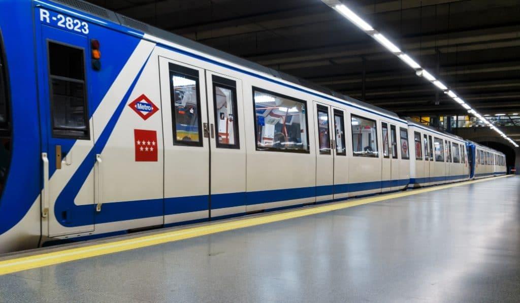 Metro Madrid ampliará la frecuencia de los trenes en septiembre