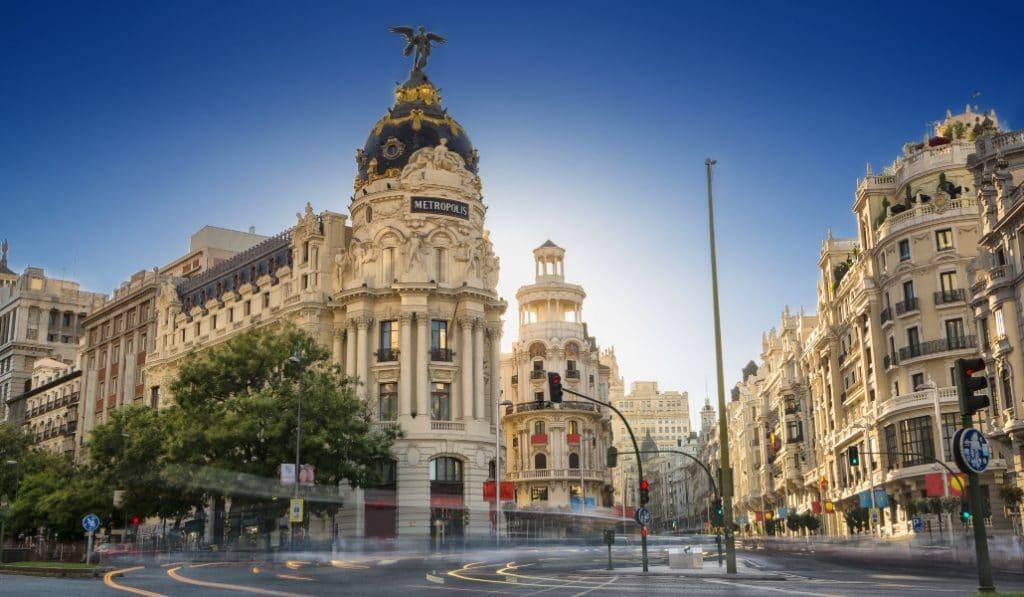 Madrid es la mejor ciudad del mundo para teletrabajar