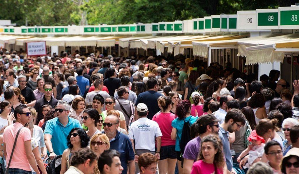 Feria del Libro de Madrid: suspendida la edición de 2020