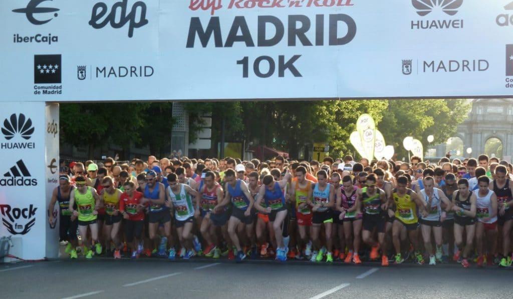 Cancelado el Maratón de Madrid de 2020