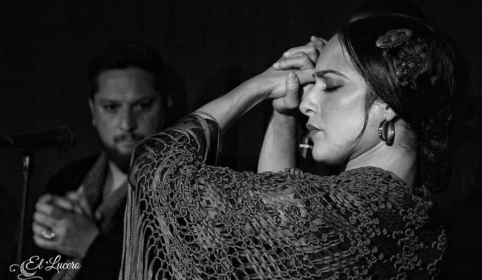 Disfruta de una noche de flamenco con tapas y vino en Centro Lucero