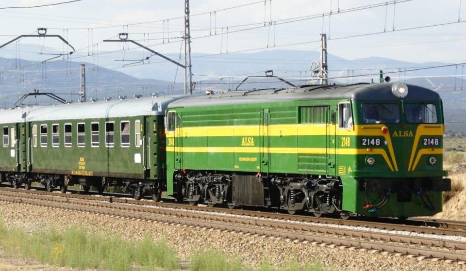 El Tren de Felipe II se vuelve a poner en marcha