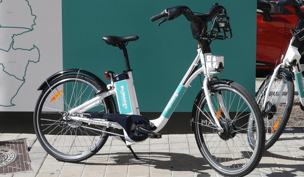 BiciMAD Go: las bicis eléctricas sin base fija ya están en Madrid - Madrid  Secreto