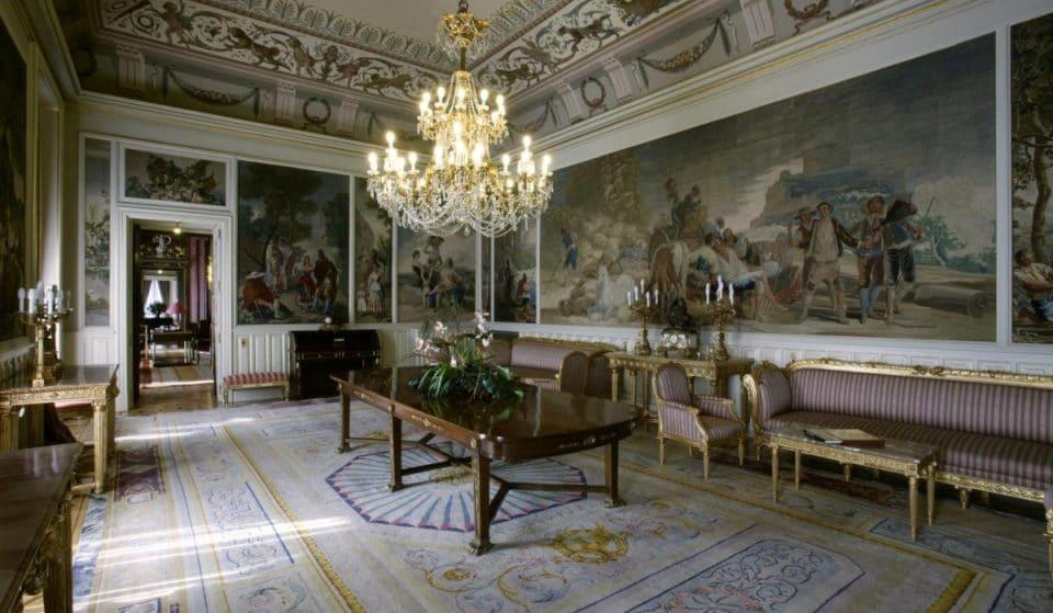 Más de 20 palacios de Madrid abren gratis sus puertas