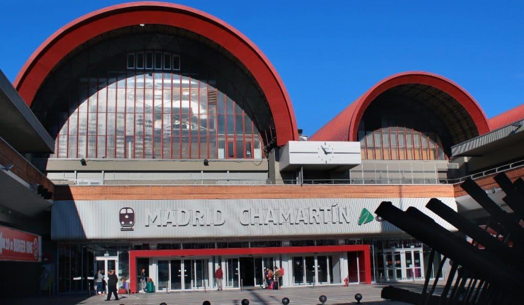 La estación de Chamartín tendrá un nuevo nombre
