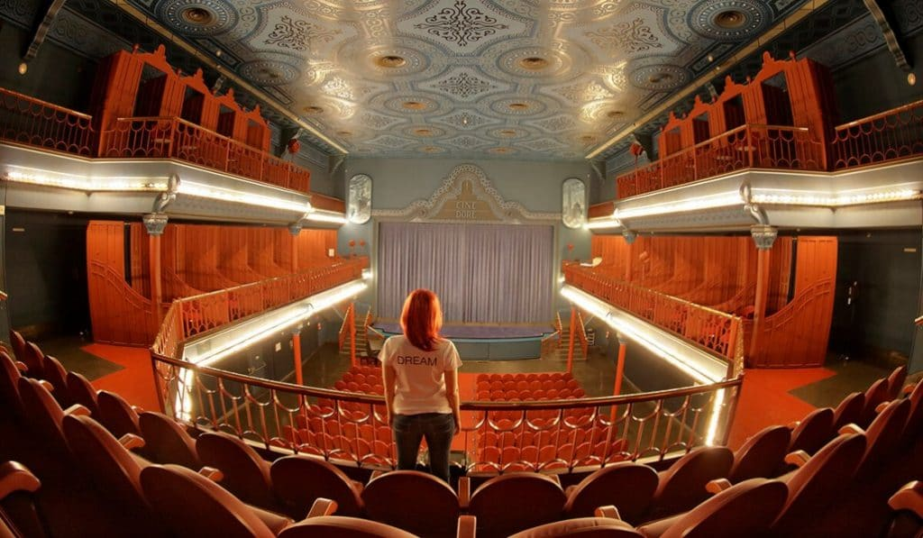 Una imagen, mil palabras: El teatro vacío